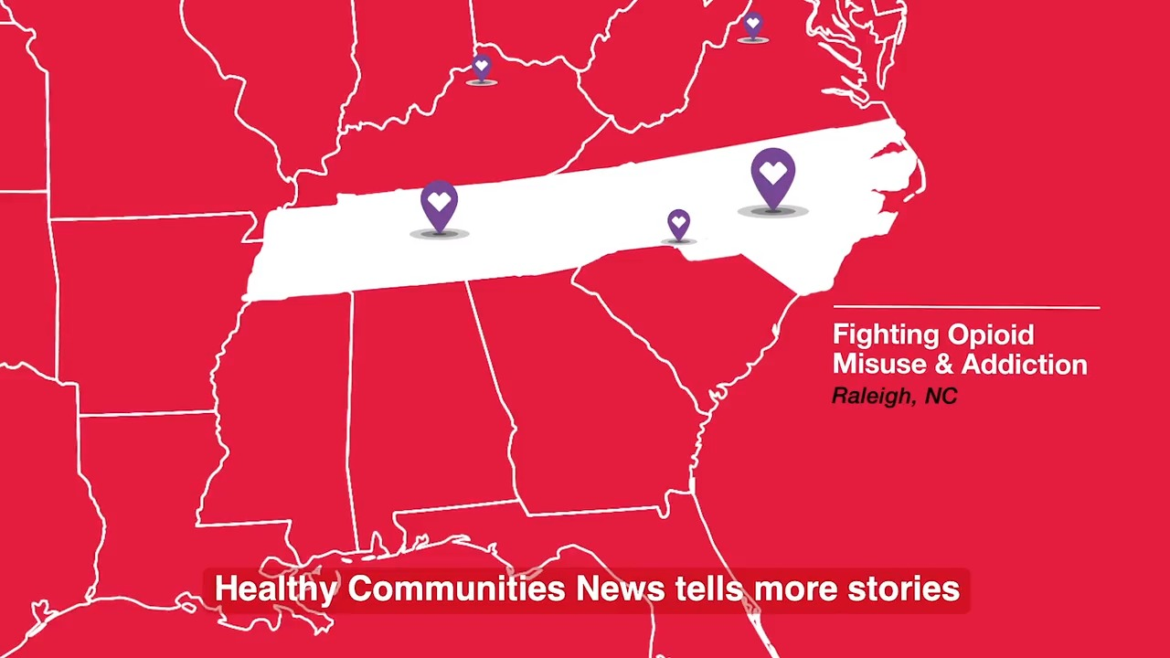 A Look Back: 2019 Healthy Communities News