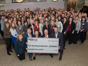 More than 90 nonprofits received donations from the 2016 CVS Health Charity Classic.