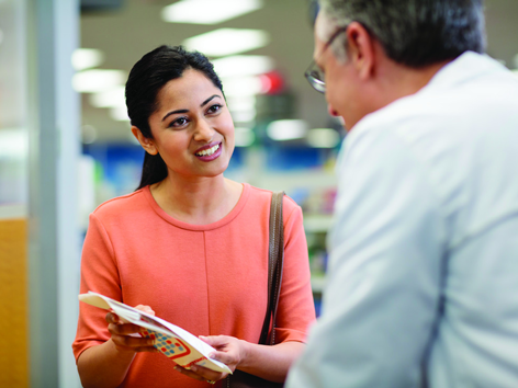 Our Pharmacy Advisor program offers personalized support that can improve care and reduce costs.