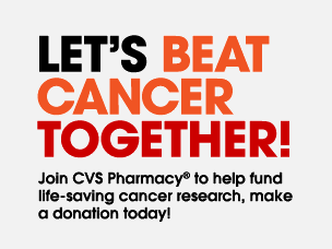 CVS Health is supporting Stand Up To Cancer's research efforts with an in-store campaign.