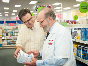 Twenty-four percent of CVS Health's workforce are aged 50 or older.
