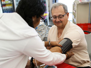 Now in its eleventh year, Project Health is bringing free health screenings to underserved populations.