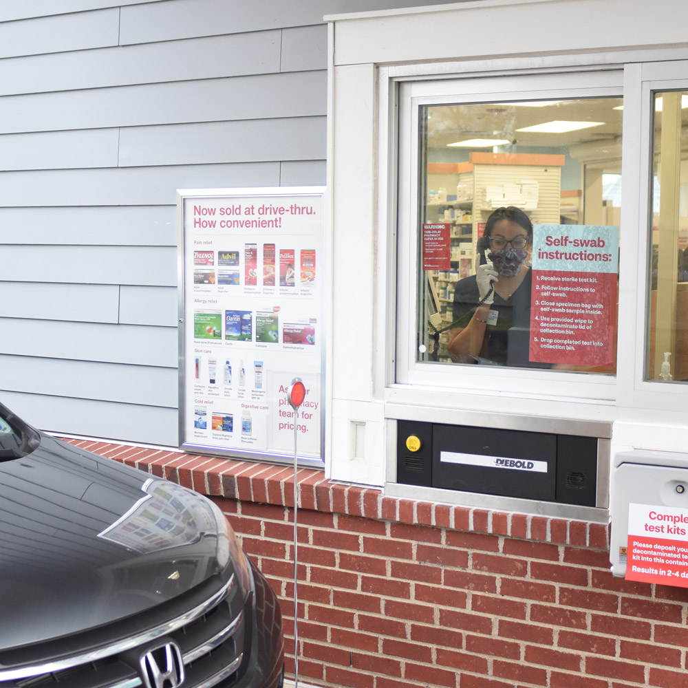 "Read the press release, ""CVS Health Plans to Double Its COVID-19 Drive-Thru Test Sites to a Total of More than 4,000 Across the Country""."