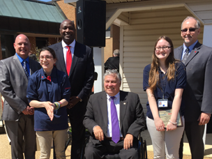 Our Workforce Initiatives team is helping people with disabilities learn valuable workplace skills.