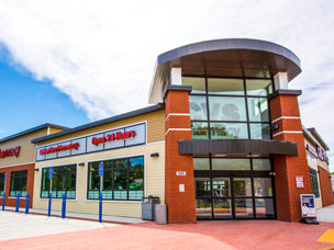 Our CVS Pharmacy in West Haven, Connecticut, has received LEED Platinum certification for energy efficiency.
