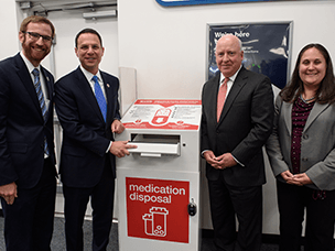 CVS Health introduces safe medication disposal inside CVS Pharmacy locations
