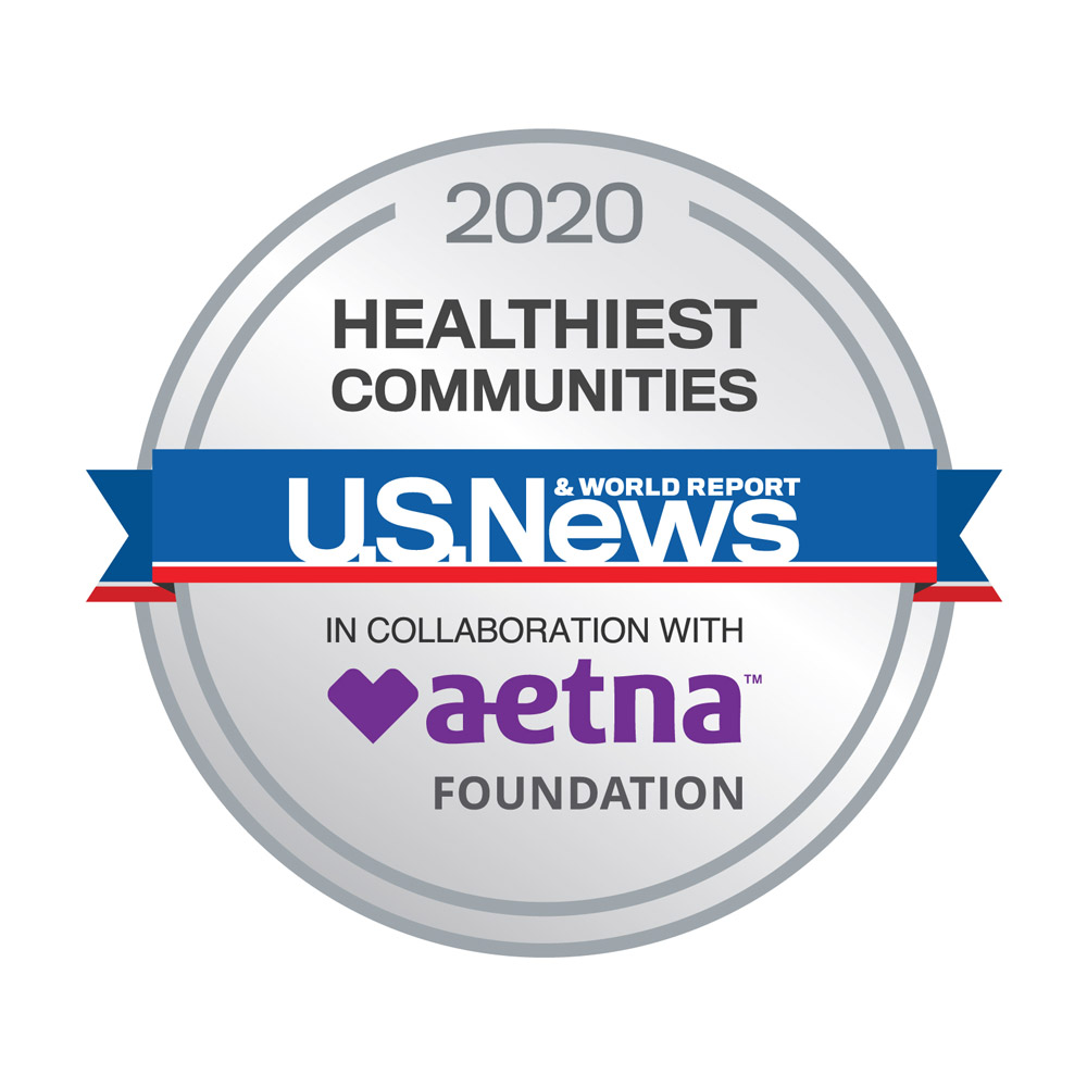 "Read the article, ""2020 Healthiest Communities Rankings: Improving health through data"""