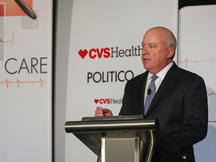 CVS Health participated in the November 2016 POLITICO panel on drug pricing.