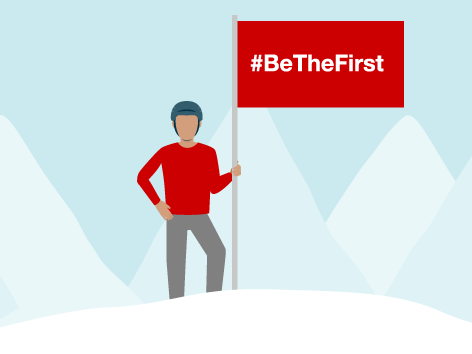 Through our Be The First program, CVS Health is helping to deliver the first tobacco-free generation