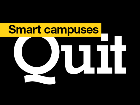 View the list of colleges and universities who have committed to going tobacco-free