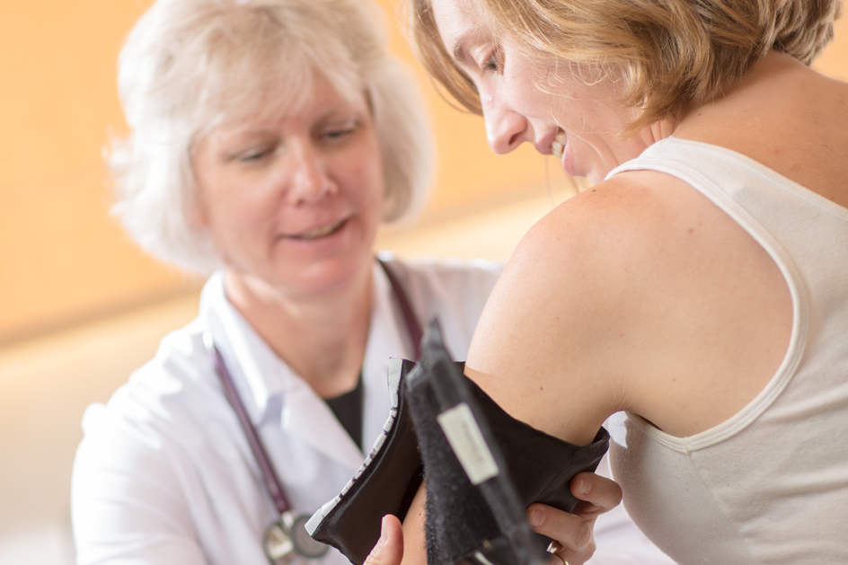 Our family nurse practitioners and physician assistants follow nationally recognized clinical treatment guidelines.