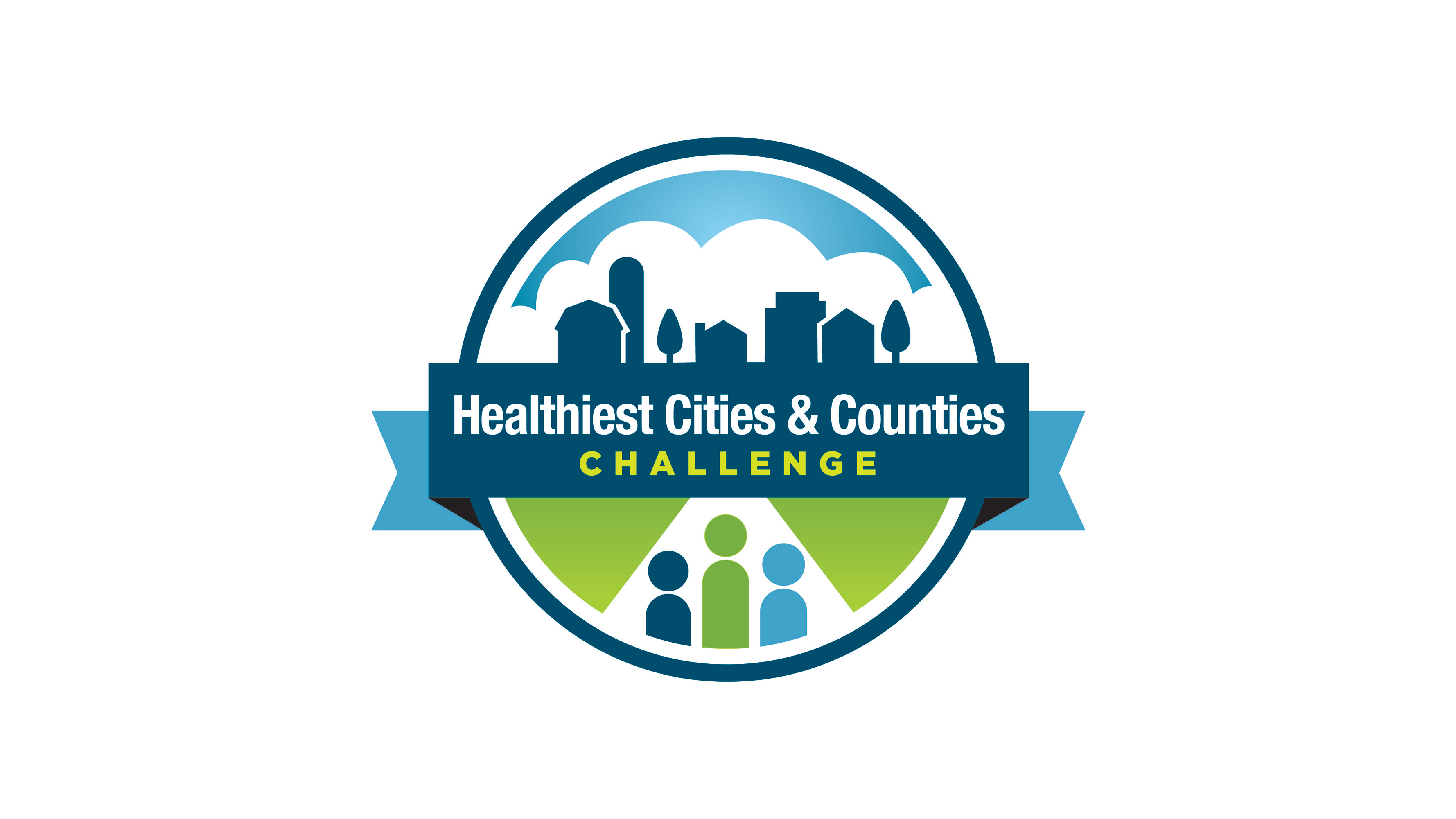 Logo of the Healthiest Cities & Counties Challenge