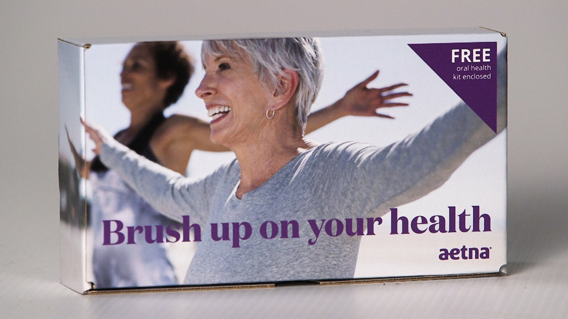 "Aetna and its partners are launching ""Rush to Brush,"" a new oral care initiative."