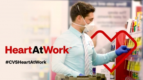 Heart At Work™, #CVSHeartAtWork.
