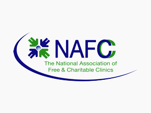 The National Association of Free & Charitable Clinics (NAFC) logo
